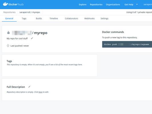 Docker Hub repository