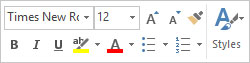 word2019-mini-toolbar