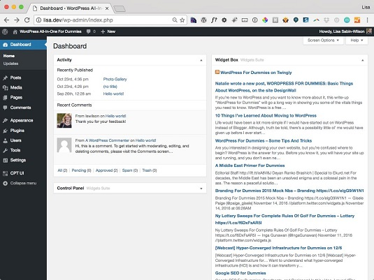 twingly search in wordpress